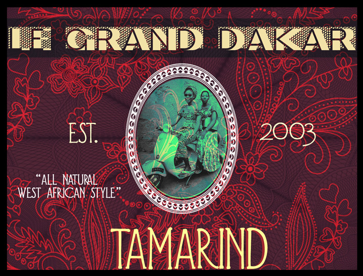 proposal for tamarind drink packaging